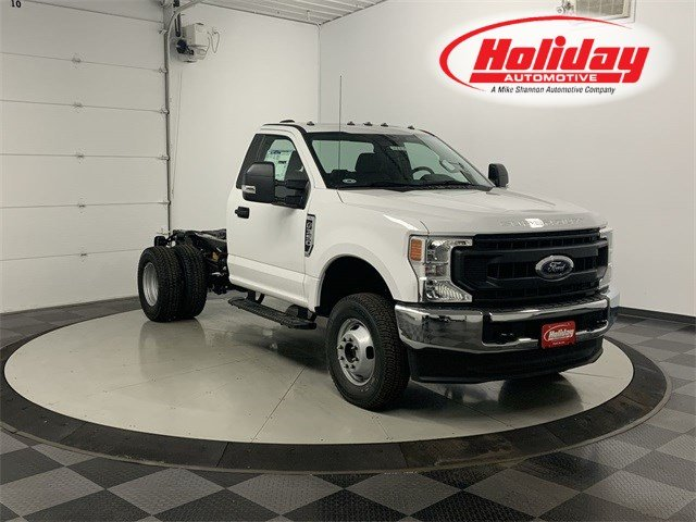 2020 F-350 Regular Cab DRW 4x4, Cab Chassis #20F168 - photo 1