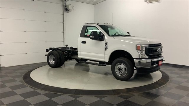 2020 F-350 Regular Cab DRW 4x4, Cab Chassis #20F168 - photo 22