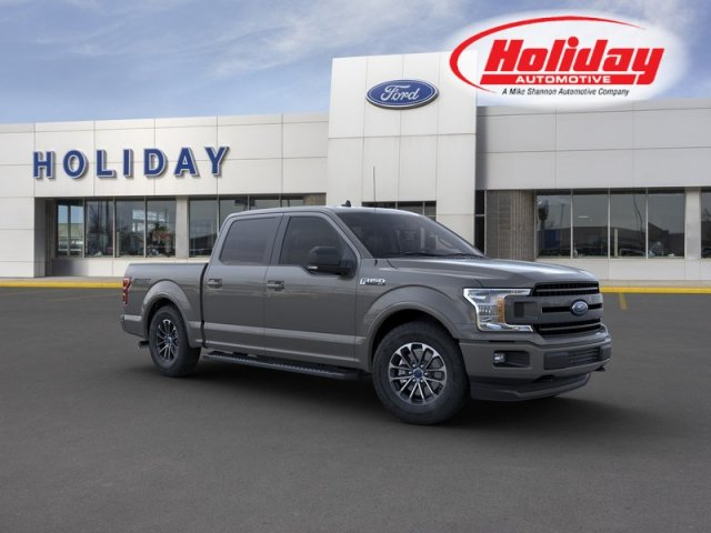 2020 F-150 SuperCrew Cab 4x4, Pickup #20F170 - photo 1