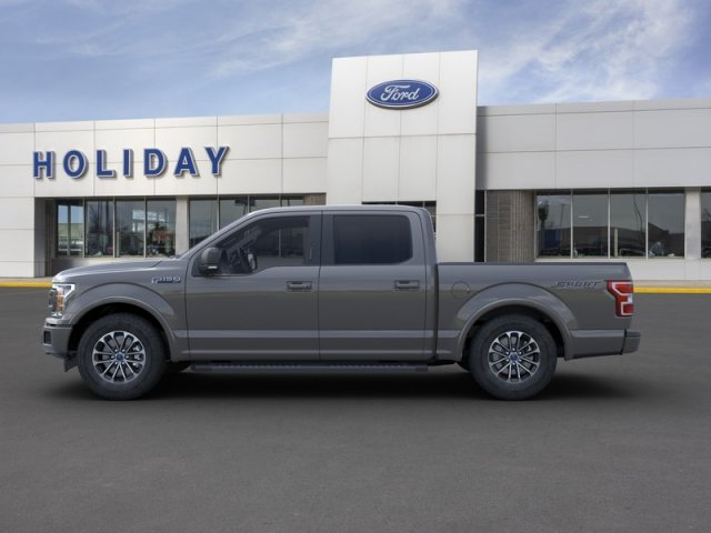 2020 F-150 SuperCrew Cab 4x4, Pickup #20F170 - photo 8