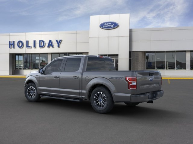 2020 F-150 SuperCrew Cab 4x4, Pickup #20F170 - photo 3
