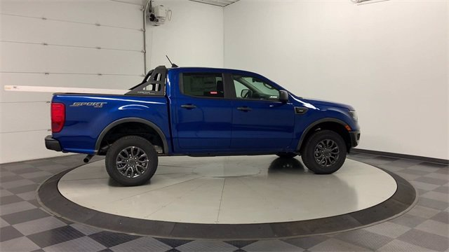 2020 Ford Ranger SuperCrew Cab 4x4, Pickup #20F200 - photo 1