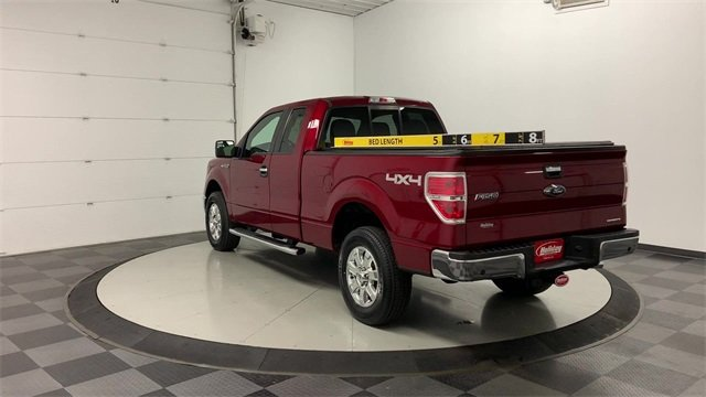 2014 F-150 Super Cab 4x4, Pickup #20F209A - photo 3