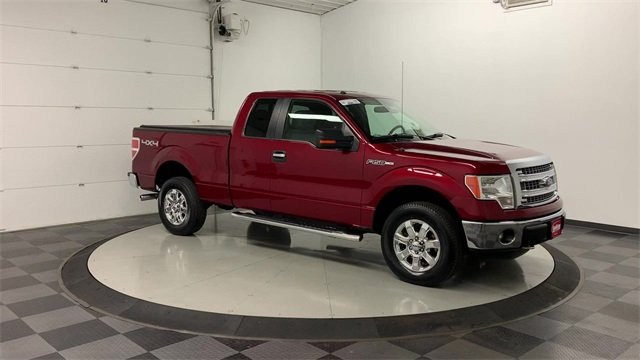 2014 F-150 Super Cab 4x4, Pickup #20F209A - photo 29