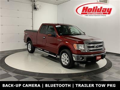 2014 F-150 Super Cab 4x4, Pickup #20F209A - photo 1