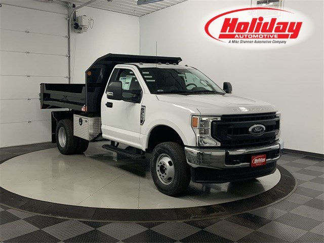 2020 Ford F-350 Regular Cab DRW 4x4, Monroe MTE-Zee Dump Body #20F212 - photo 1