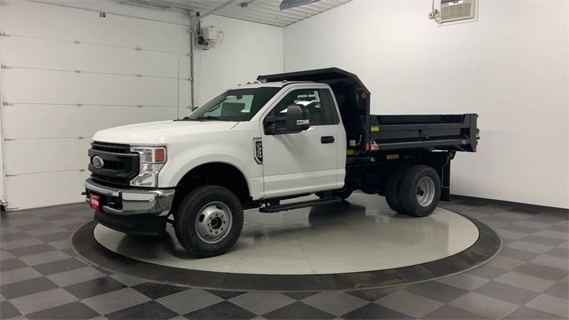 2020 Ford F-350 Regular Cab DRW 4x4, Monroe MTE-Zee Dump Body #20F212 - photo 27
