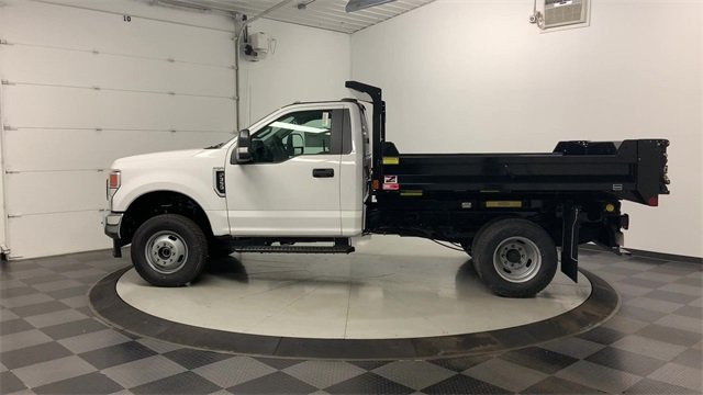 2020 Ford F-350 Regular Cab DRW 4x4, Monroe MTE-Zee Dump Body #20F212 - photo 28
