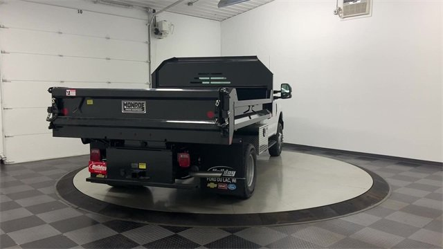 2020 F-350 Regular Cab DRW 4x4, Monroe Dump Body #20F212 - photo 1