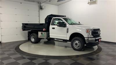 2020 Ford F-350 Regular Cab DRW 4x4, Monroe MTE-Zee Dump Body #20F212 - photo 25