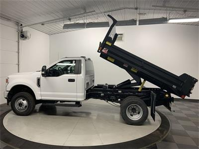 2020 Ford F-350 Regular Cab DRW 4x4, Monroe MTE-Zee Dump Body #20F212 - photo 4