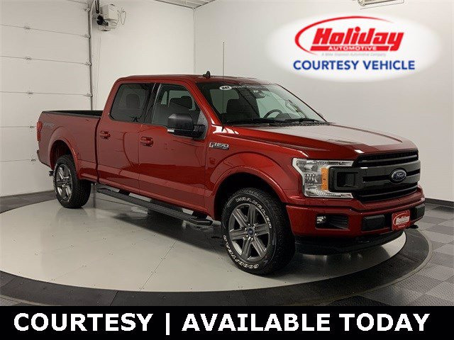 2020 F-150 SuperCrew Cab 4x4, Pickup #20F236 - photo 1