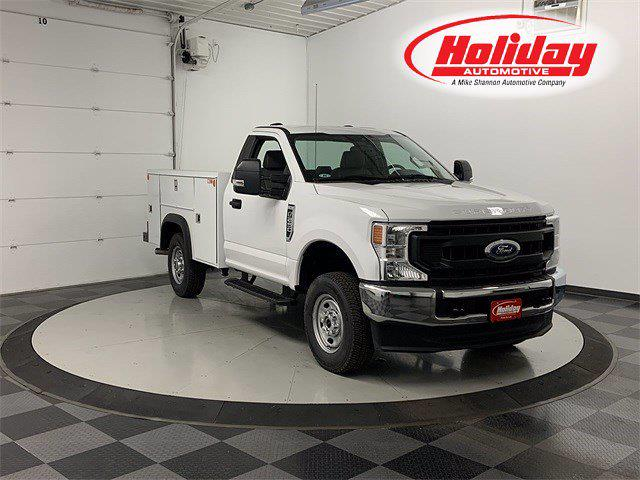2020 Ford F-250 Regular Cab 4x4, Monroe Service Body #20F239 - photo 1