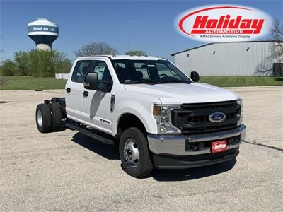 2020 Ford F-350 Crew Cab DRW 4x4, Cab Chassis #20F251 - photo 1