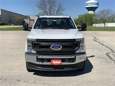 2020 Ford F-350 Crew Cab DRW 4x4, Cab Chassis #20F251 - photo 22