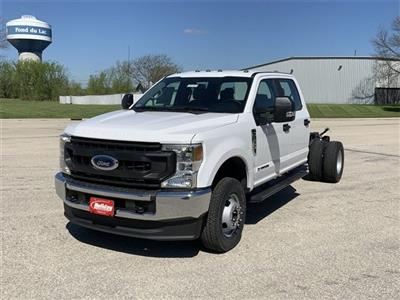 2020 Ford F-350 Crew Cab DRW 4x4, Cab Chassis #20F251 - photo 23