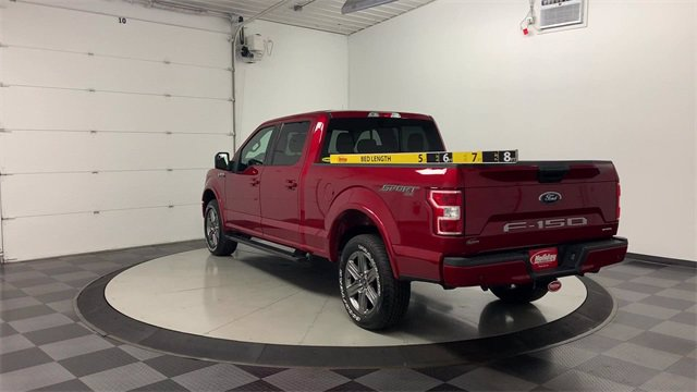 2020 F-150 SuperCrew Cab 4x4, Pickup #20F255 - photo 4