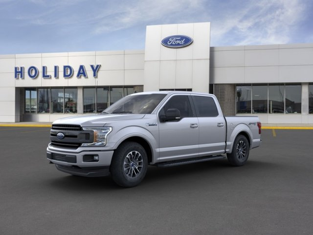 2019 F-150 SuperCrew Cab 4x4, Pickup #20F297 - photo 3