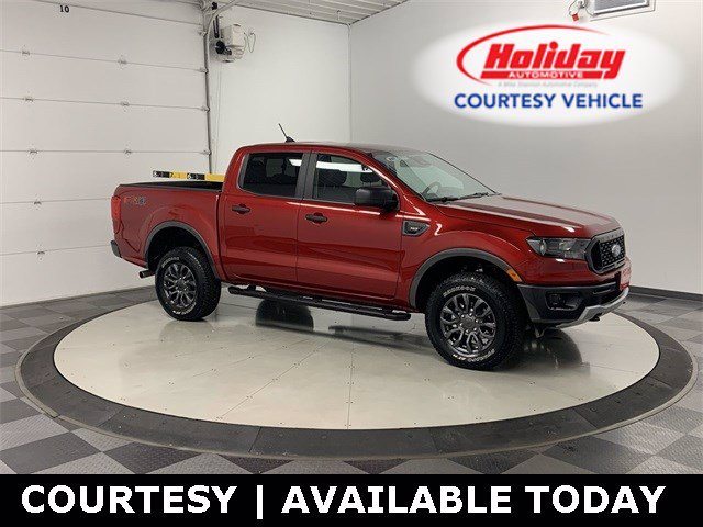 2020 Ford Ranger SuperCrew Cab 4x4, Pickup #20F305 - photo 1