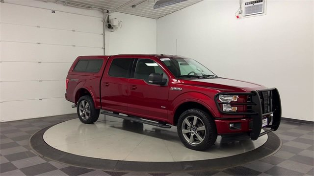 2017 Ford F-150 SuperCrew Cab 4x4, Pickup #20F305A - photo 36