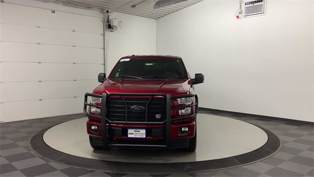 2017 Ford F-150 SuperCrew Cab 4x4, Pickup #20F305A - photo 37