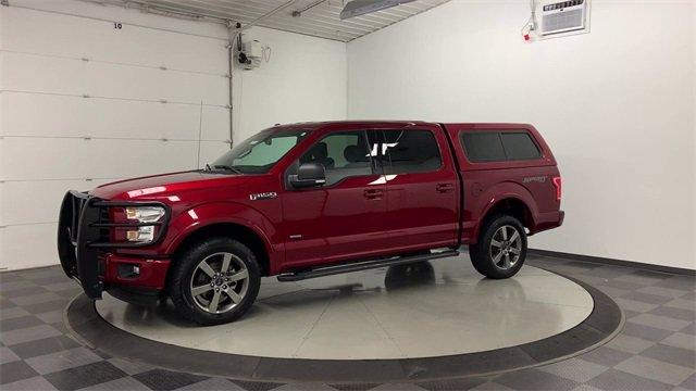 2017 Ford F-150 SuperCrew Cab 4x4, Pickup #20F305A - photo 38