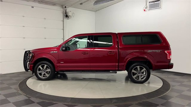 2017 Ford F-150 SuperCrew Cab 4x4, Pickup #20F305A - photo 3