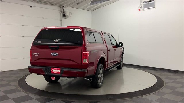 2017 Ford F-150 SuperCrew Cab 4x4, Pickup #20F305A - photo 2