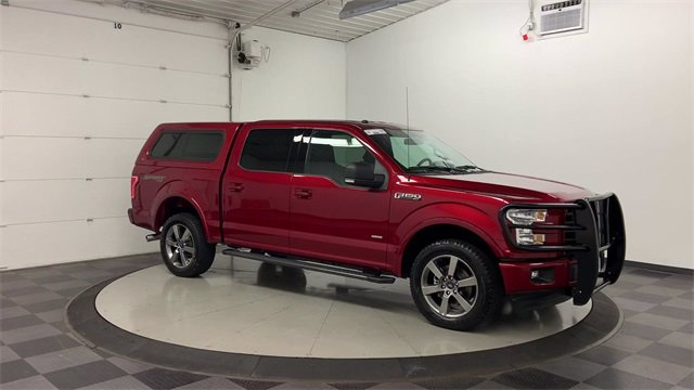 2017 Ford F-150 SuperCrew Cab 4x4, Pickup #20F305A - photo 40