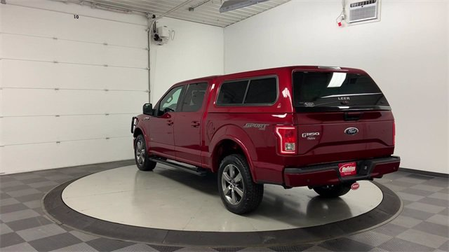 2017 Ford F-150 SuperCrew Cab 4x4, Pickup #20F305A - photo 4