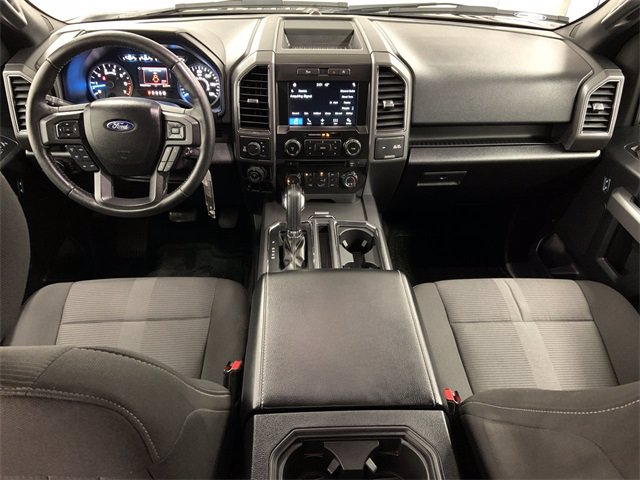 2017 Ford F-150 SuperCrew Cab 4x4, Pickup #20F305A - photo 6