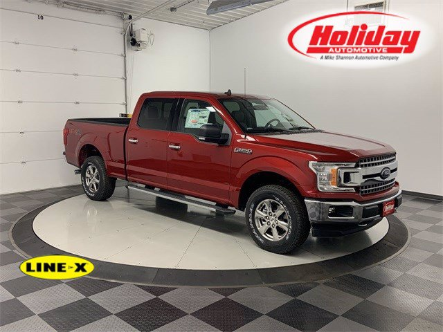 2020 Ford F-150 SuperCrew Cab 4x4, Pickup #20F321 - photo 1