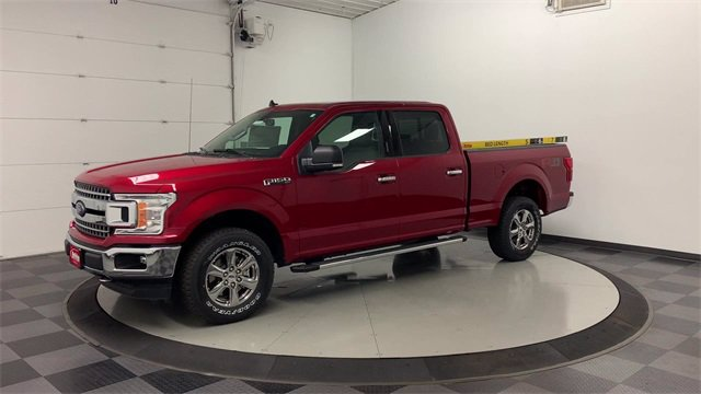2020 Ford F-150 SuperCrew Cab 4x4, Pickup #20F321 - photo 33