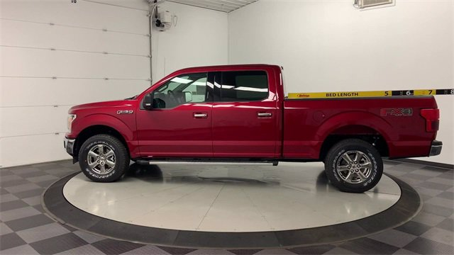 2020 Ford F-150 SuperCrew Cab 4x4, Pickup #20F321 - photo 35