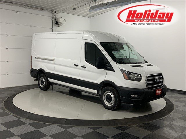 2020 Ford Transit 250 Med Roof RWD, Empty Cargo Van #20F332 - photo 1