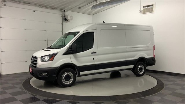 2020 Ford Transit 250 Med Roof RWD, Empty Cargo Van #20F332 - photo 25