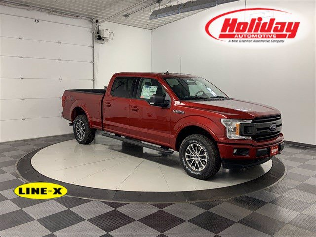 2020 Ford F-150 SuperCrew Cab 4x4, Pickup #20F357 - photo 1