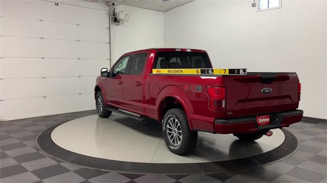 2020 Ford F-150 SuperCrew Cab 4x4, Pickup #20F357 - photo 4