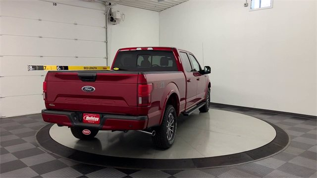 2020 Ford F-150 SuperCrew Cab 4x4, Pickup #20F357 - photo 35