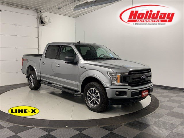 2020 Ford F-150 SuperCrew Cab 4x4, Pickup #20F365 - photo 1