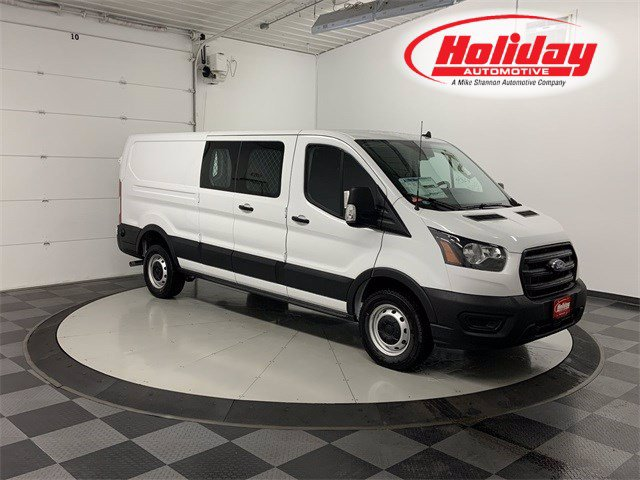 2020 Ford Transit 250 Low Roof RWD, Empty Cargo Van #20F366 - photo 1