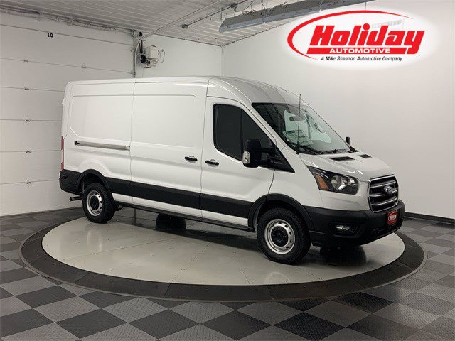 2020 Ford Transit 250 Med Roof RWD, Empty Cargo Van #20F369 - photo 1