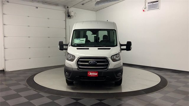 2020 Ford Transit 250 Med Roof RWD, Empty Cargo Van #20F369 - photo 25