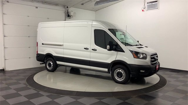 2020 Ford Transit 250 Med Roof RWD, Empty Cargo Van #20F369 - photo 30