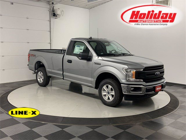 2020 Ford F-150 Regular Cab 4x4, Pickup #20F399 - photo 1