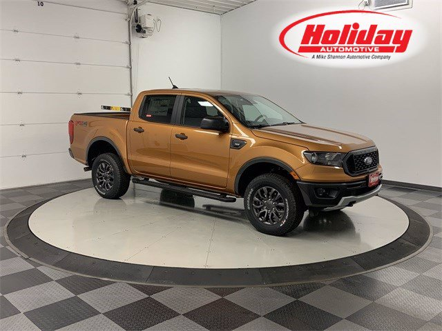 2020 Ford Ranger SuperCrew Cab 4x4, Pickup #20F430 - photo 1
