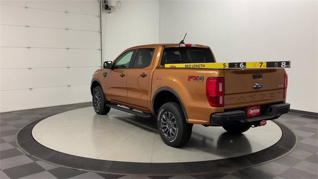 2020 Ford Ranger SuperCrew Cab 4x4, Pickup #20F430 - photo 4