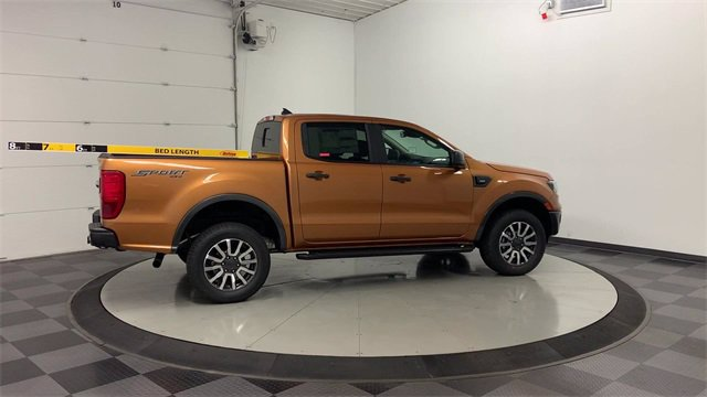 2020 Ford Ranger SuperCrew Cab 4x4, Pickup #20F432 - photo 2