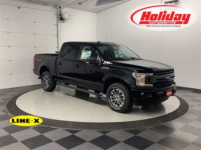 2020 Ford F-150 SuperCrew Cab 4x4, Pickup #20F437 - photo 1