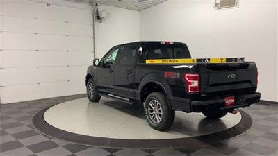 2020 Ford F-150 SuperCrew Cab 4x4, Pickup #20F437 - photo 4